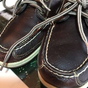 Sperry Shoes - Sperry Top Sider Brown Wm 6.5 M
